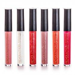 Makeup Revolution, błyszczyk do ust, Amazing Lipgloss