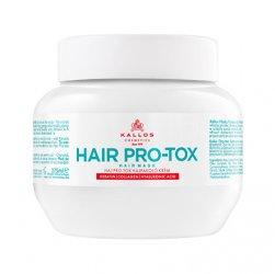 Kallos KJMN Hair Pro-Tox, maska odbudowująca, 275ml