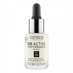 Catrice HD Active Performance Primer, baza pod makijaż, 15ml