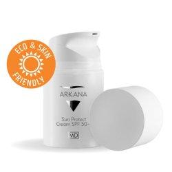 Arkana Sun Protector SPF50+, krem ochronny z filtrem, 50ml