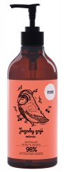 Yope Naturalne mydło w płynie, Jagody Goji i Wiśnia, 500ml