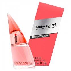 Bruno Banani Absolute Woman, woda toaletowa, 40ml (W)