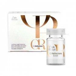 Wella Oil Reflections, serum przywracające włosom blask, 10x6ml