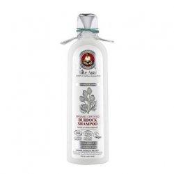 Babuszka Agafia White Agafia, organiczny szampon z łopianem siła i blask, 280ml