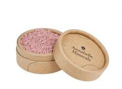 Annabelle Minerals, mineralny róż do policzków, Rose, refill