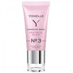 Yonelle Nanodisc Youthful Glow N°3, maska nanodyskowa młodzieńczy blask, 35ml