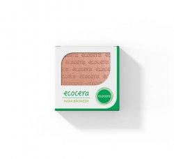 Ecocera, puder bronzujący India, 10g