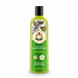 Babuszka Agafia, sosnowy szampon odżywienie i wzmocnienie, 280ml