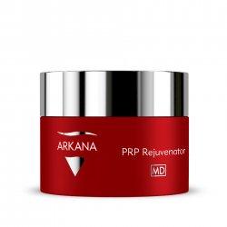 Arkana PRP Rejuvenator, krem odmładzający z efektem PRP, 50 ml