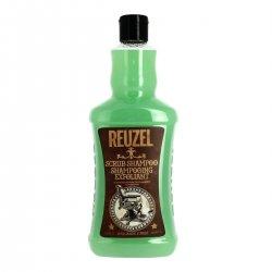 Reuzel Scrub Shampoo, szampon oczyszczający włosy, 1000ml