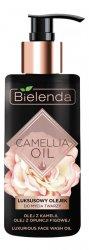 Bielenda Camellia Oil, luksusowy olejek do mycia twarzy, 140ml