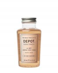 Depot No. 601, delikatny żel do mycia, White Cedar, 250ml