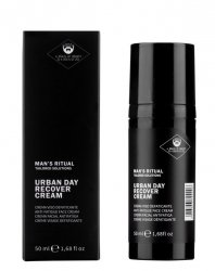 Dear Beard Man's Ritual Urban Day, krem do zmęczonej cery, 50ml