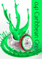 Semilac UV Gel Color 041 Caribbean Green, 5ml