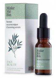 Make Me Bio Face Beauty, oczyszczające serum do twarzy, 15ml