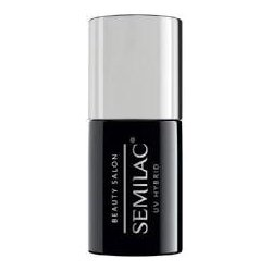 Semilac Beauty Salon, Top Mat Total No Wipe, matowy top coat no wipe, 11ml