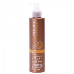 Inebrya Curly Plus Curl One, mleczko do loków 15w1, 200ml