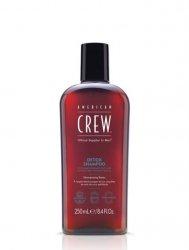 American Crew Detox, szampon oczyszczający z peelingiem, 250ml