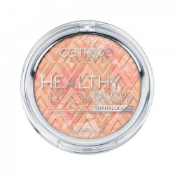 Catrice Healthy Look Powder, puder matujący
