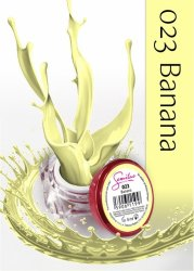Semilac UV Gel Color 023 Banana, 5ml