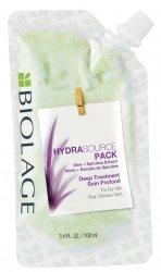 Biolage Deep Treatment HydraSource, kuracja nawilżająca do włosów, 100ml