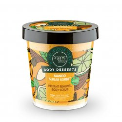 Organic Shop, regenerujący peeling do ciała Mango, 450ml