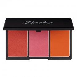 Sleek Makeup, paleta róży do policzków, Pumpkin