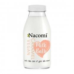 Nacomi, mleko do kąpieli - karmel, 300ml