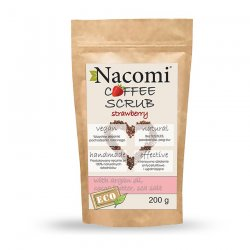 Nacomi, peeling suchy - truskawka, 200g