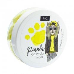 LaQ, pianka do mycia łapek, żółta, 50ml