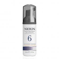 Nioxin System 6, Scalp Treatment, kuracja, 100ml
