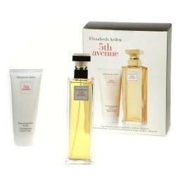 Elizabeth Arden 5th Avenue, zestaw perfum edp 125ml + 100ml balsam do ciała (W)
