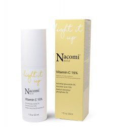 Nacomi Next Level, serum z witaminą C 16%, 30ml