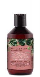 Bioelixire Professional Vegan, szampon z bio bambusem i algami morskimi, 300ml