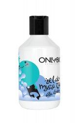 OnlyBio, żel do mycia ciała dla dzieci powyżej 3-go roku życia, 250ml
