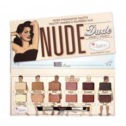 The Balm Nude Dude, paleta cieni do powiek