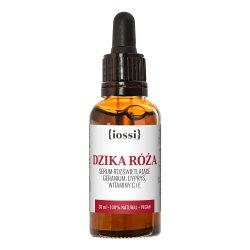 Iossi Dzika Róża, rozświetlające serum do twarzy, 30ml