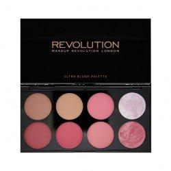 Makeup Revolution, paleta róży do policzków, Sugar and Spice