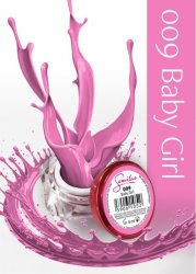 Semilac UV Gel Color 009 Baby Girl, 5ml