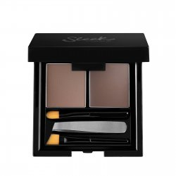 Sleek Makeup Brow Kit, paleta do stylizacji brwi, Dark