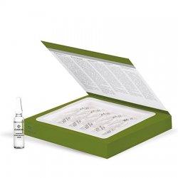 Clarena Eco Atopic Line, wyciszające serum na noc do cery atopowej i wrażliwej, ampułki 10x3ml