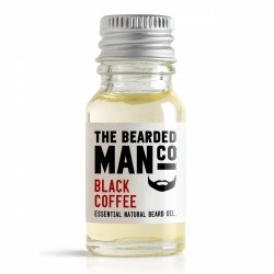 Bearded Man Black Coffee, olejek do brody Czarna Kawa, 10ml