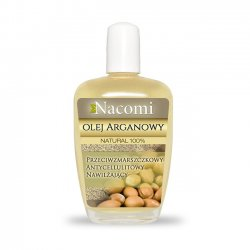 Nacomi, olej arganowy, 50ml