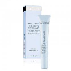 Lumene Beauty Base Under Eye Concealer, korektor cieni pod oczami, 5ml