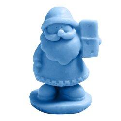 LaQ, mydło glicerynowe, mały Św. Mikołaj