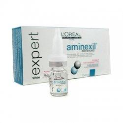 Loreal Aminexil Advanced, kuracja przeciw wypadaniu włosów, ampułka 6 ml