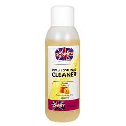 Ronney, cleaner do paznokci, mango, 500ml