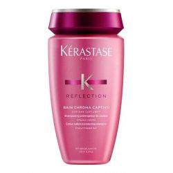 Kerastase Reflection, Chroma Captive, kąpiel rozświetlająca do włosów farbowanych, 250ml