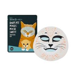 Holika Holika Baby Pet Magic Cat, maska zwierzęca - kot