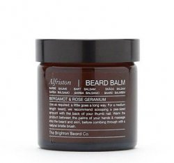 Brighton Beard, balsam do brody Róża i Pelargonia, 60ml